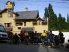 La Partenza Dall'Ostello Periko's a Bariloche